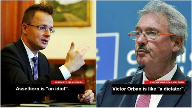 Hungary vs Luxembourg