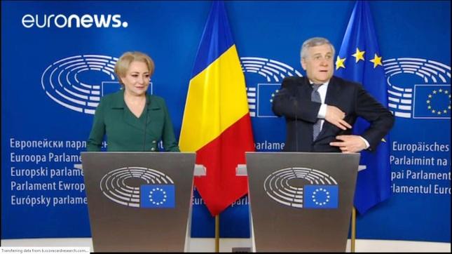 rRomania - EU meeting