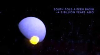 South Pole Impact