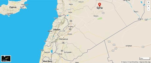 Syria- Damascus